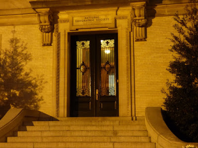 national geographic society entrance