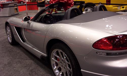 austin auto show 2005 dodge viper