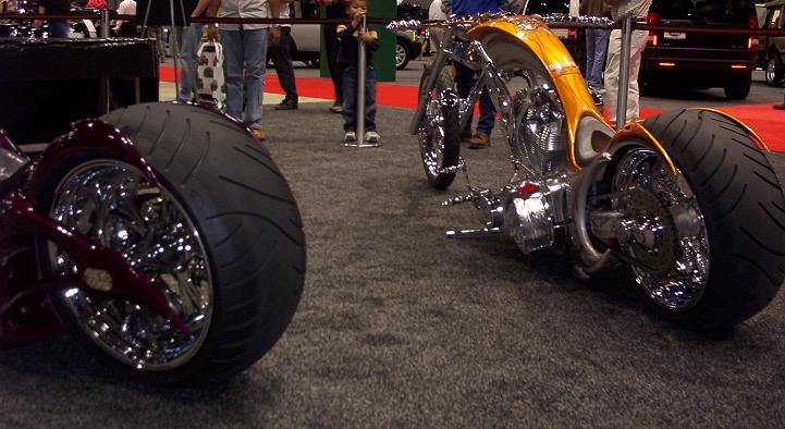 austin auto show 2005 motorcycles 2