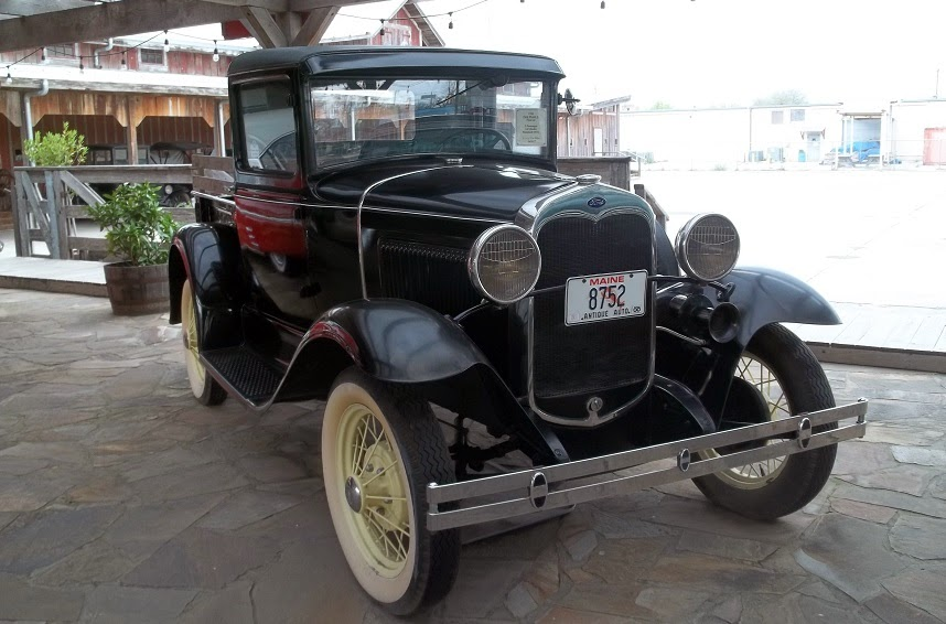 antique automobile sas